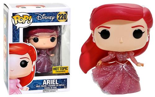 FUNKO INC. Princess POP Disney Ariel Exclusive Vinyl Figu...