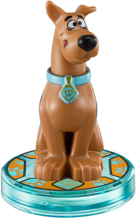 Lego Dimensions Scooby Doo Minifigure [Loose]