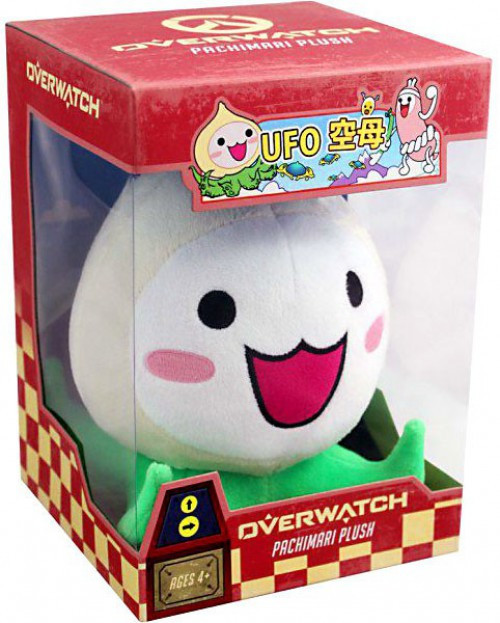 Excell Overwatch Pachimari 8-Inch Deluxe Plush [Version 1]
