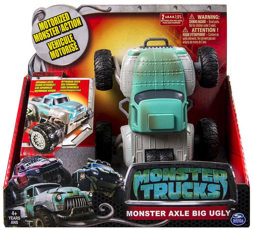 Spin Master Monster Trucks Monster Axle Big Ugly Vehicle