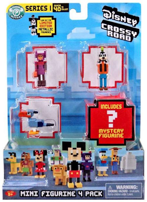 Crossy Road Disney Series 1 Goofy, Honey Lemon, Zazu & My...