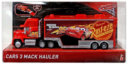 Mattel Disney/Pixar Cars 3 Mack Hauler Die-cast Vehicle