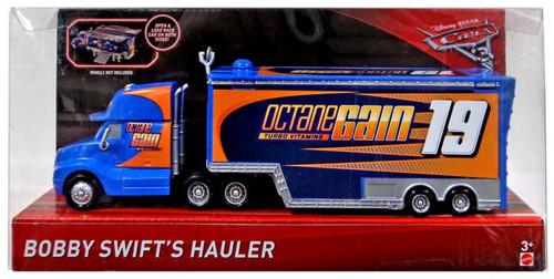Mattel Disney Cars Cars 3 Bobby Swift's Hauler Diecast Car