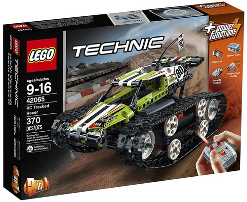 Lego Technic RC Tracked Racer Set #42065