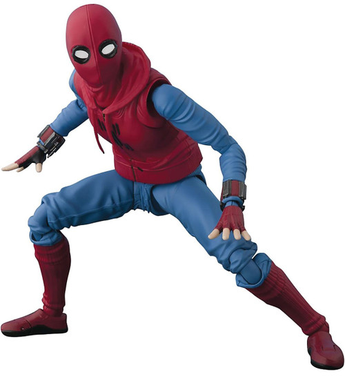 Coolest Man Toys : Marvel spider man homecoming s h figuarts