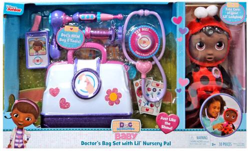 Disney Doc Mcstuffins Baby Doctors Bag Set With Lil