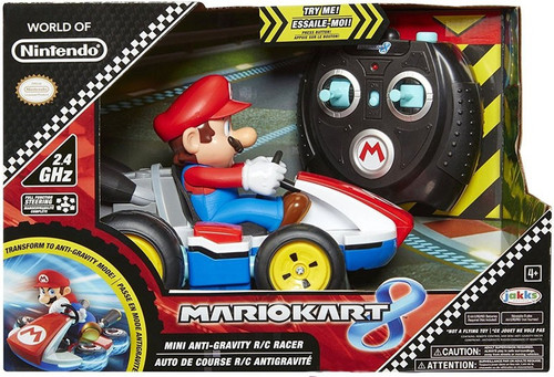 Jakks World of Nintendo Mario Kart 8 Mini Anti-Gravity R/...