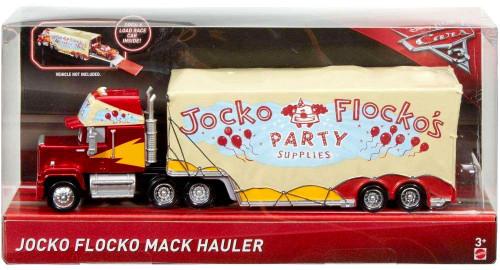 Disney Cars Cars 3 Jocko Flocko Mack Hauler Diecast Car ...