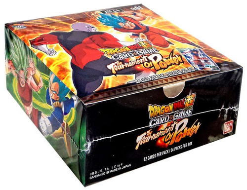 Bandai Dragon Ball Super Collectible Card Game Themed Boo...