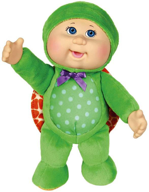 Cabbage Patch Kids Cuties Forest Friends Perry Turtle 9-I...