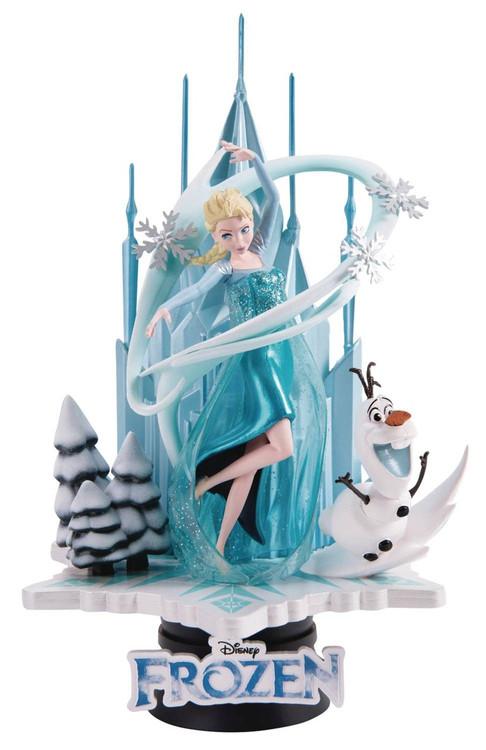 Disney D-Select Frozen 6-Inch Diorama Statue DS-005 (Pre-...