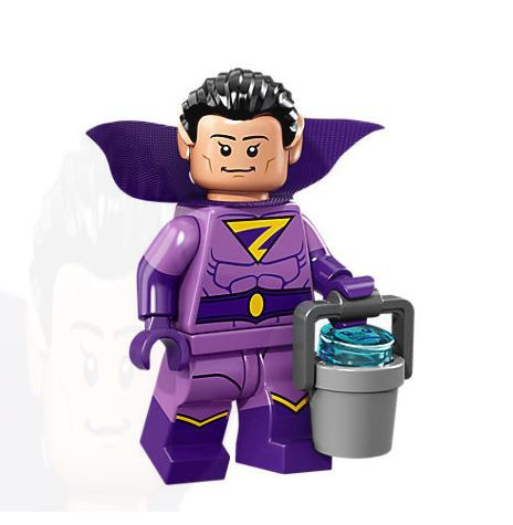 LEGO DC LEGO Batman Movie Series 2 Wonder Twin Zan ...