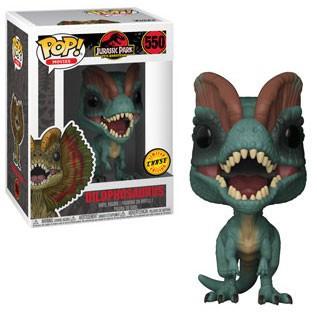 Funko Jurassic Park Funko Pop Movies Dilphosaurus Vinyl