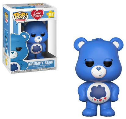 Funko Care Bears POP Animation Grumpy Bear Vinyl Figure ...