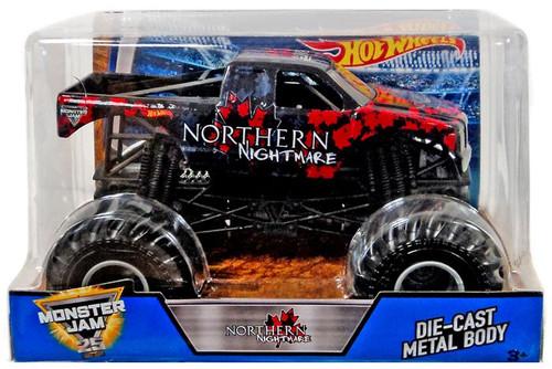 Hot Wheels Monster Jam Northern Nightmare Die-Cast Car