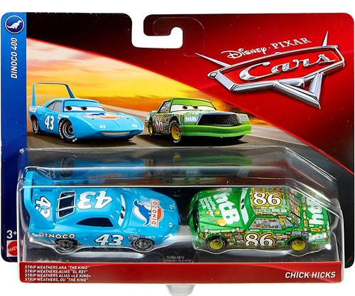 Cars  Dinoco King
