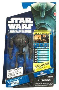 Hasbro Star Wars The Clone Wars Clone Wars 2010 Super Bat...