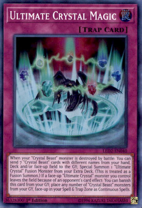YuGiOh Legendary Duelists: Ancient Millennium Super Rare ...