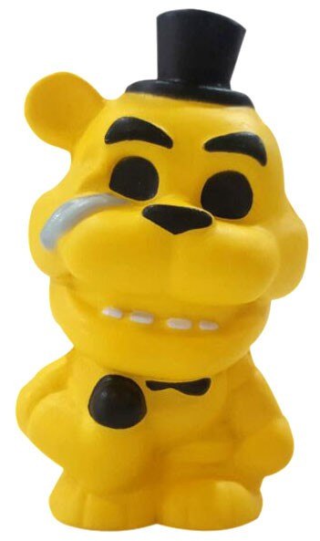 Five Nights at Freddy's Squishme Golden Freddy Squeeze Toy