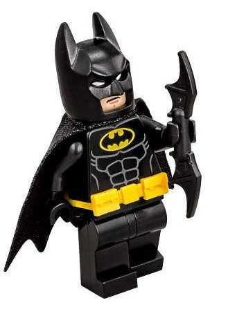 DC LEGO Batman Movie Batman Minifigure [Loose]