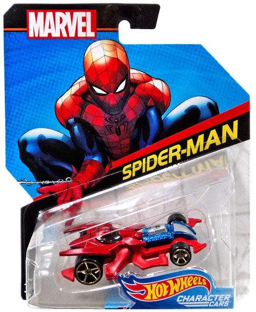 Hot Wheels Marvel Character Cars