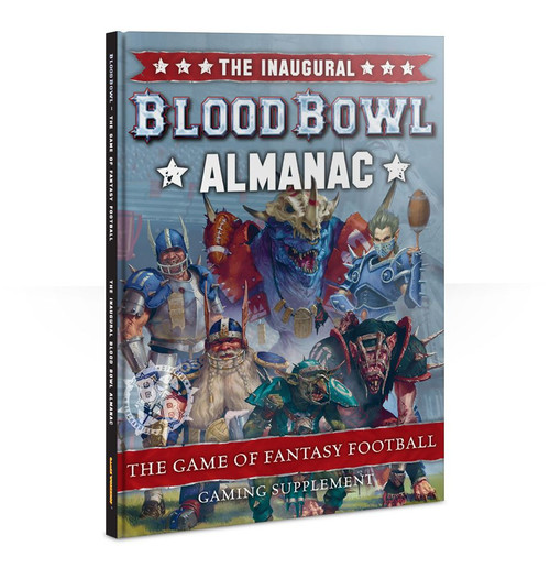 Blood Bowl Almanac Book