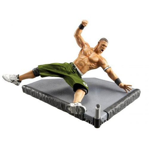 Jakks WWE Wrestling Unmatched Fury Series 3 John Cena Act...