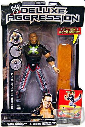 Wwe Wrestling Deluxe Aggression Series 10 Shawn Michaels
