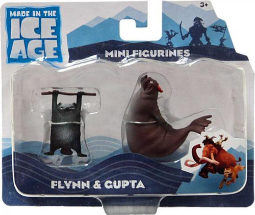 Ice Age Continental Drift Flynn Gupta Mini Figure 2-Pack ...Ice Age 4 Gupta