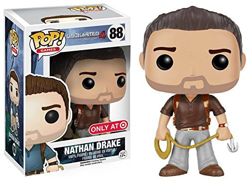 Funko Uncharted Funko Pop Games Nathan Drake Exclusive