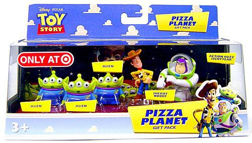 Toy Story Action Figures Set : Toy story deluxe action figure gift set zurg trixie rex alie