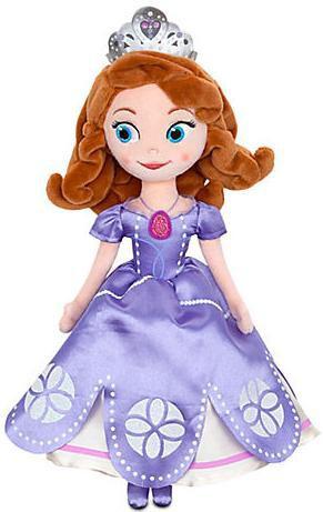 Disney Sofia the First Sofia Exclusive 13-Inch Plush Doll