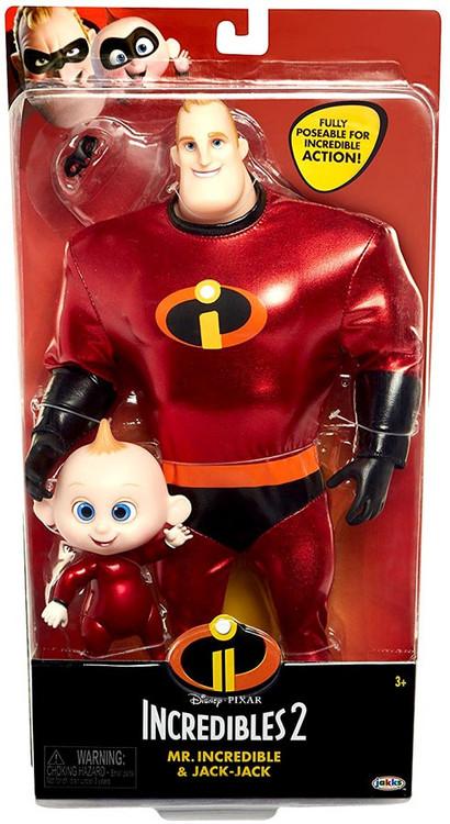 Disney Pixar Incredibles 2 Mr Incredible Jack Jack 12