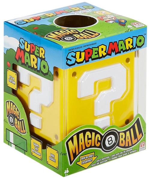 Super Mario Magic 8 Ball Magic 8 Ball Mattel