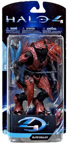Mcfarlane Toys Halo 4 Halo 4 Series 2 Elite Zealot Action Figure