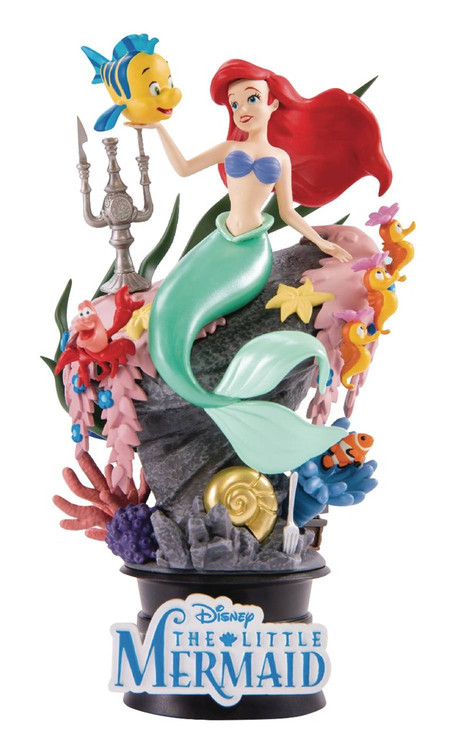 Disney The Little Mermaid DSelect