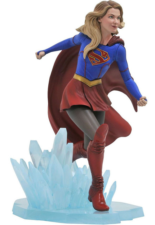 Is Saturday A Business Day For Ups >> Supergirl DC Gallery Supergirl PVC Figure Statue Damaged Package Diamond Select Toys - ToyWiz