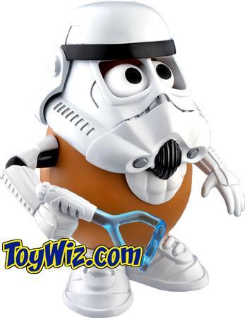 Star Wars Spudtrooper Mr. Potato Head