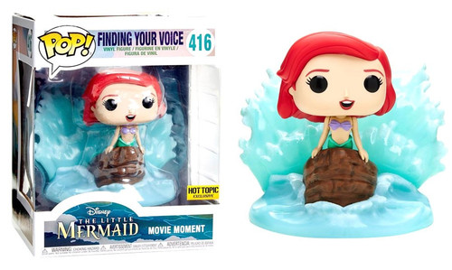 Funko Disney Princess Funko Pop Disney Finding Your Voice