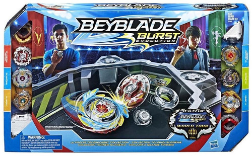 Beyblade Burst Ultimate Tournament Collection Exclusive