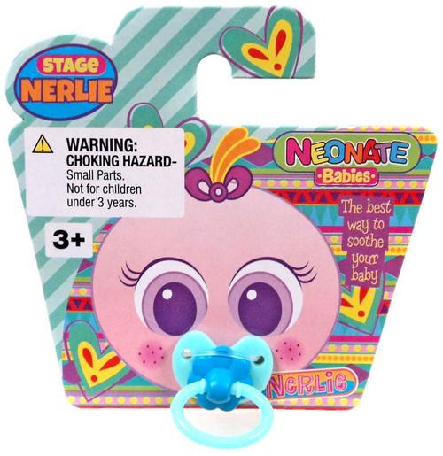 Neonate Babies Nerlie Blue Pacifier Distroller Usa Toywiz