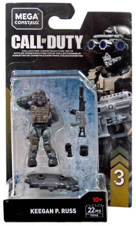 Mega Bloks Call Of Duty Mega Construx Specialists Series 3