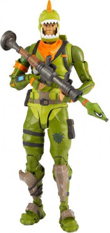 Mcfarlane Toys Fortnite Premium Rex 7 Action Figure Toywiz