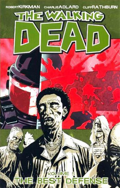 Image Comics The Walking Dead Vol 5 Trade Paperback #5 [B...