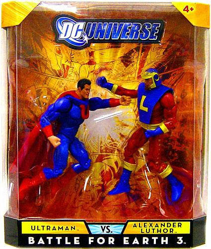 Mattel DC Universe Ultraman Vs Alexander Luthor Exclusive...