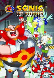 Sonic The Hedgehog Archives Volume 2 Trade Paperback