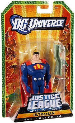Mattel DC Universe Justice League Unlimited Fan Collectio...