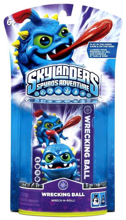 Activision Skylanders Spyro's Adventure Wrecking Ball Fig...
