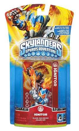 Activision Skylanders Spyro's Adventure Ignitor Figure Pack