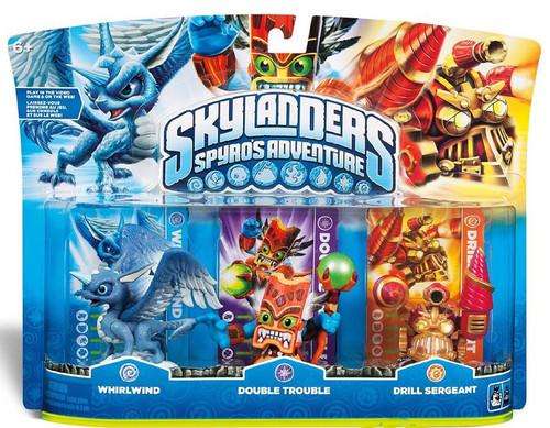 Activision Skylanders Spyro's Adventure Whirlwind, Double...